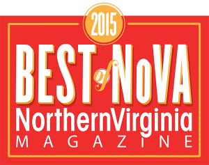 Voted Northern Virginia Magazine's Best of 2015 Photographer