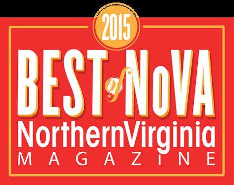 Northern Virginia Magazine Best of 2015 Photographer