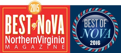 Voted Best Photography Studio of 2015 in Northern Virginia Magazine